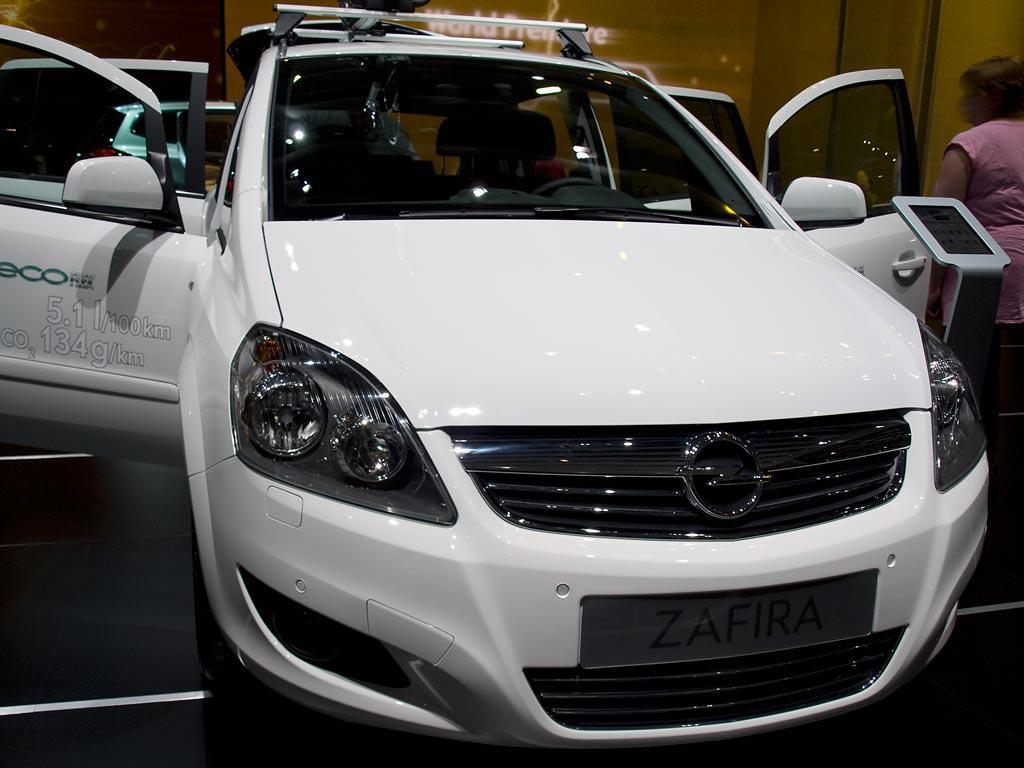 Opel Zafira Family Neuwagen günstig kaufen mit Rabatt