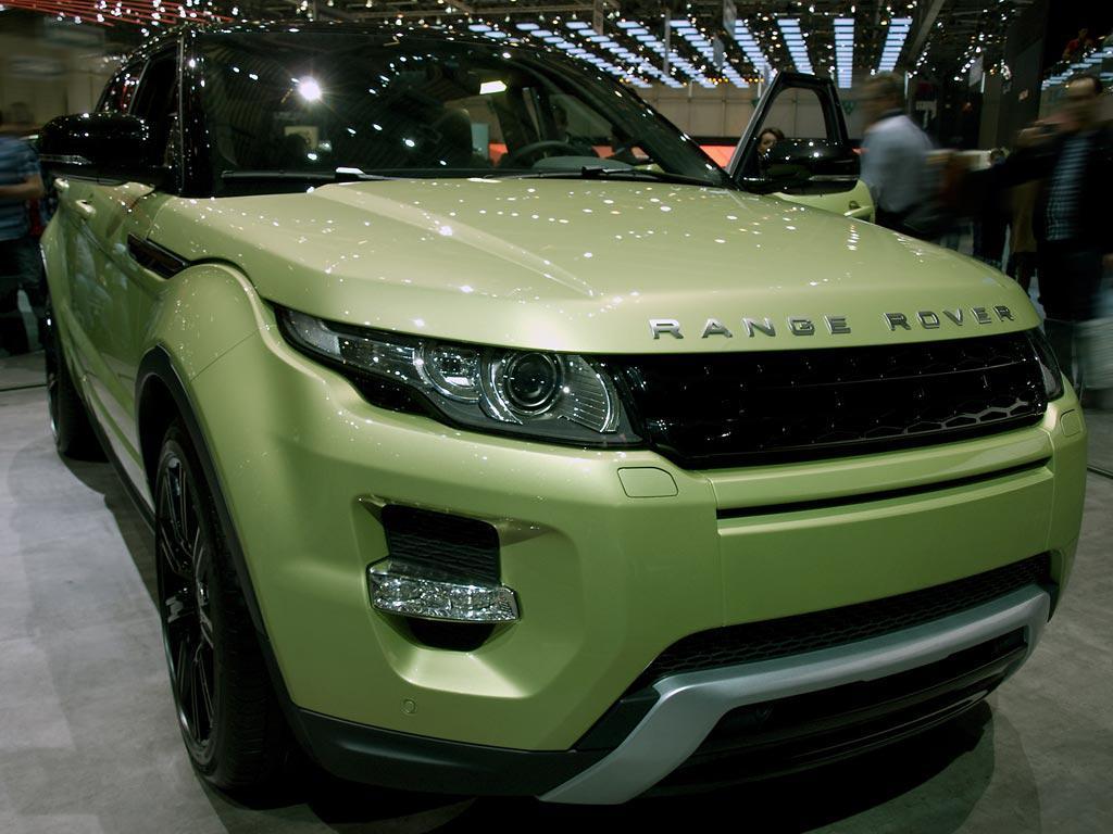 Land-Rover Range Rover Evoque Neuwagen günstig kaufen