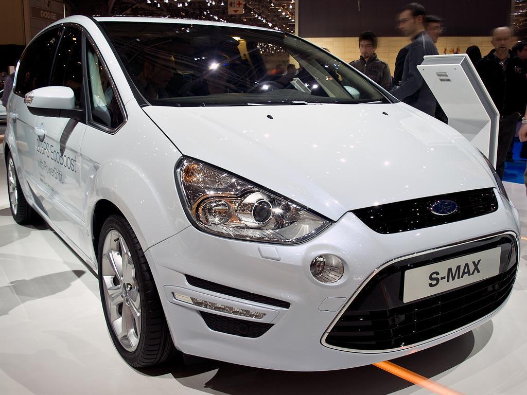Ford S-Max als Neuwagen günstig kaufen mit Rabatt