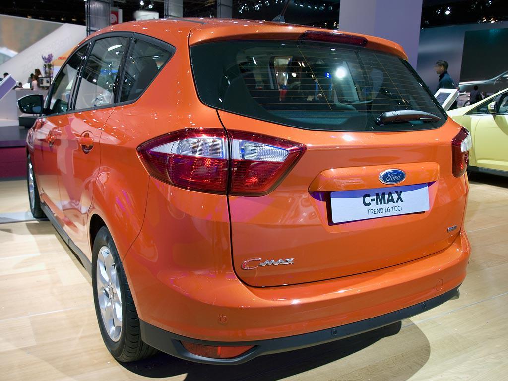 Ford C-Max Neuwagen günstig kaufen mit Rabatt