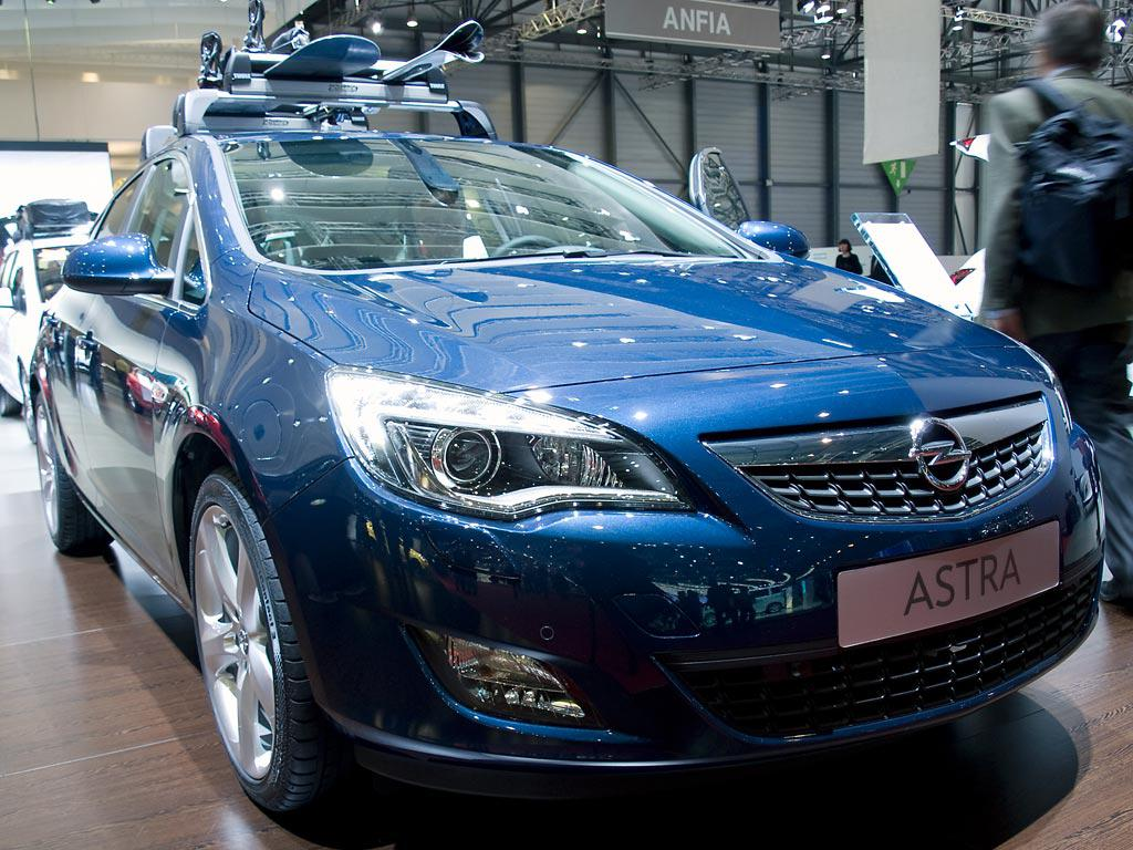 Opel Astra als Neuwagen günstig kaufen mit Rabatt