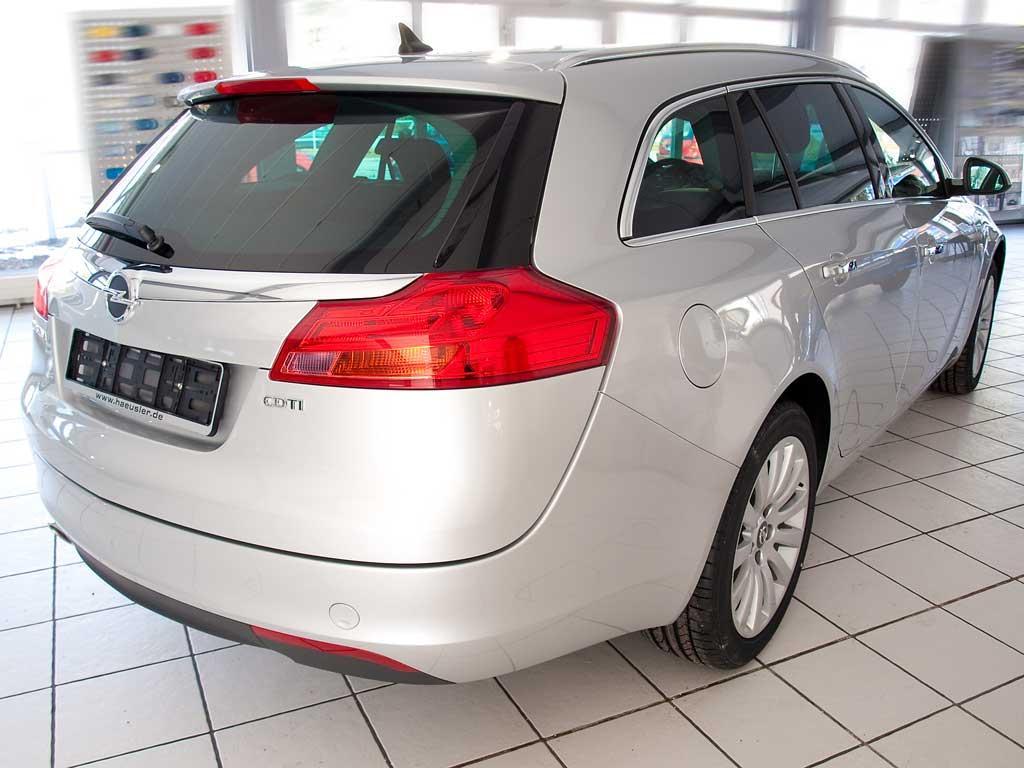 Opel Insignia Sports Tourer als Neuwagen günstig kaufen mit Rabatt