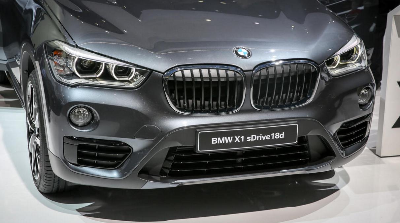 BMW X1 Neuwagen mit Rabatt günstig kaufen