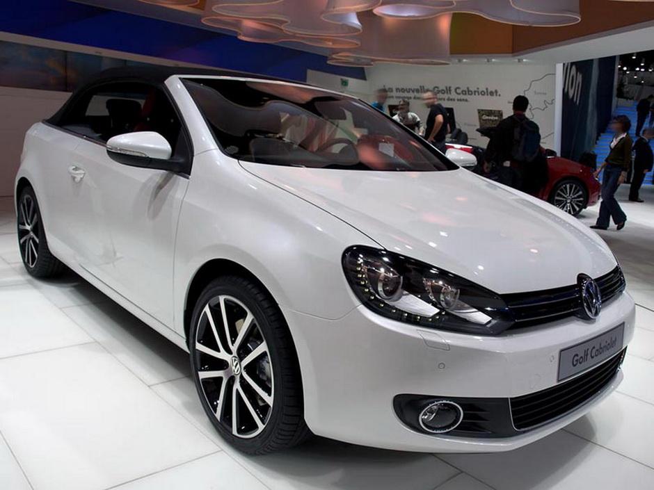 VW Golf Cabrio Neuwagen mit Rabatt günstig kaufen