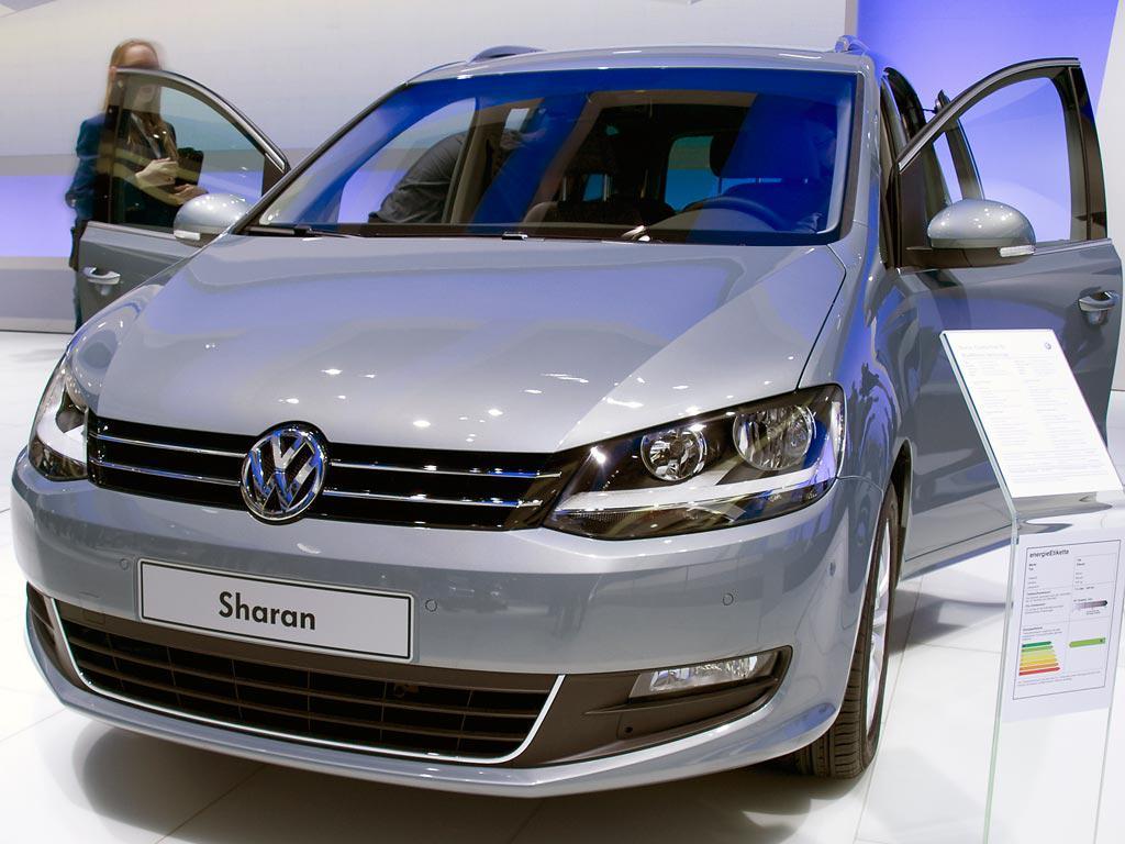 VW Sharan Neuwagen günstig kaufen mit Rabatt