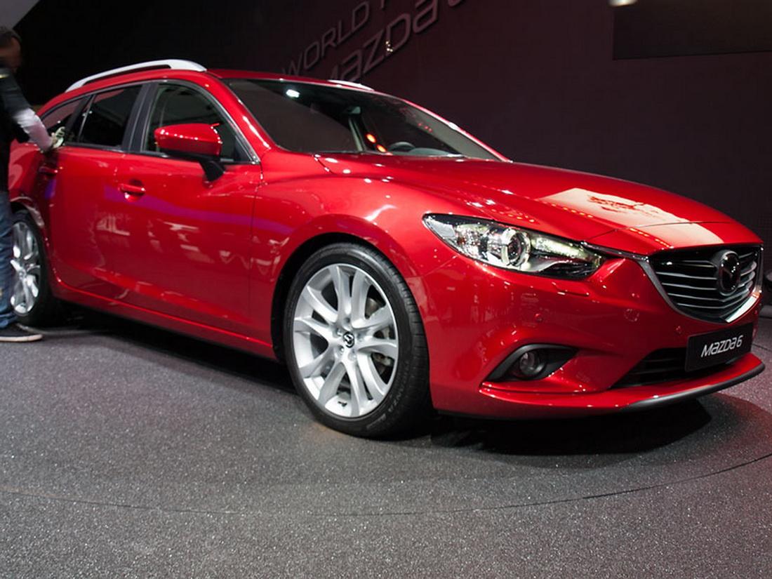 Mazda6 Neuwagen Modell 2013 mit bis zu 26% Rabatt günstig kaufen