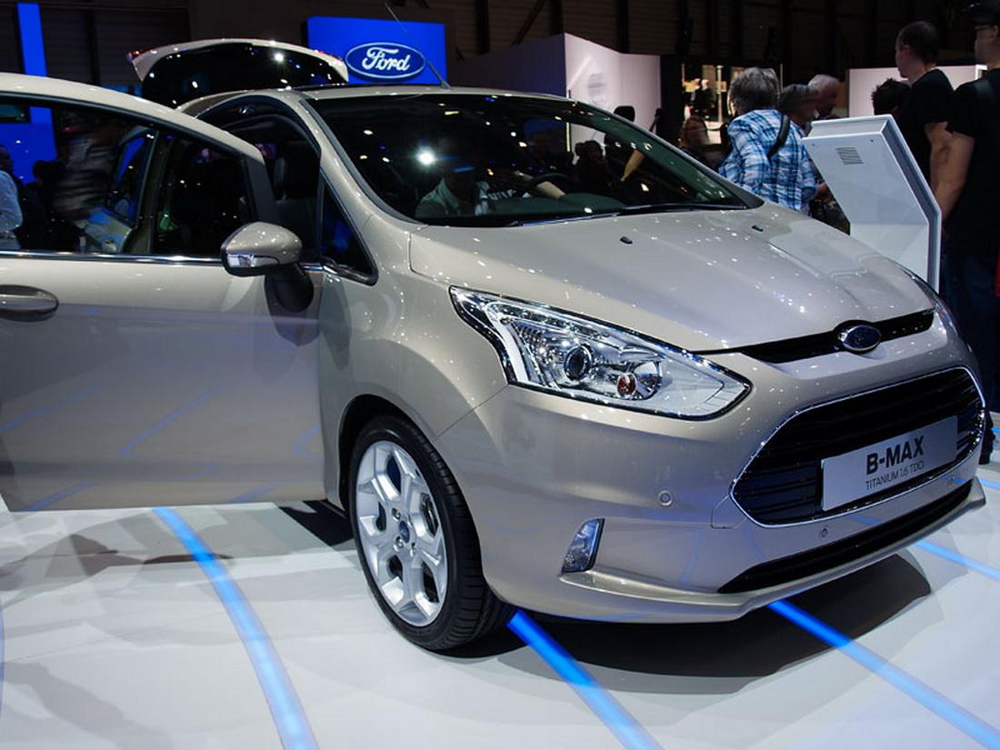 Ford B-Max als Neuwagen günstig mit Rabatt kaufen!