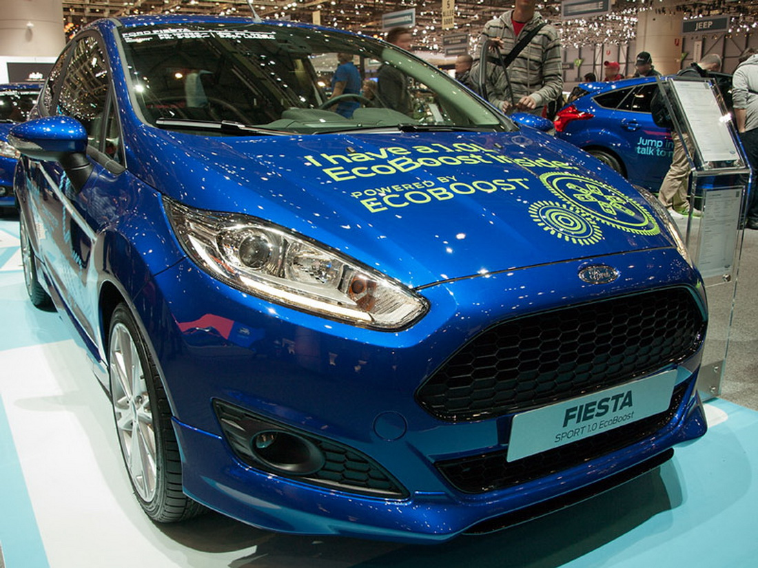 Ford Fiesta Neuwagen günstig kaufen mit Rabatt