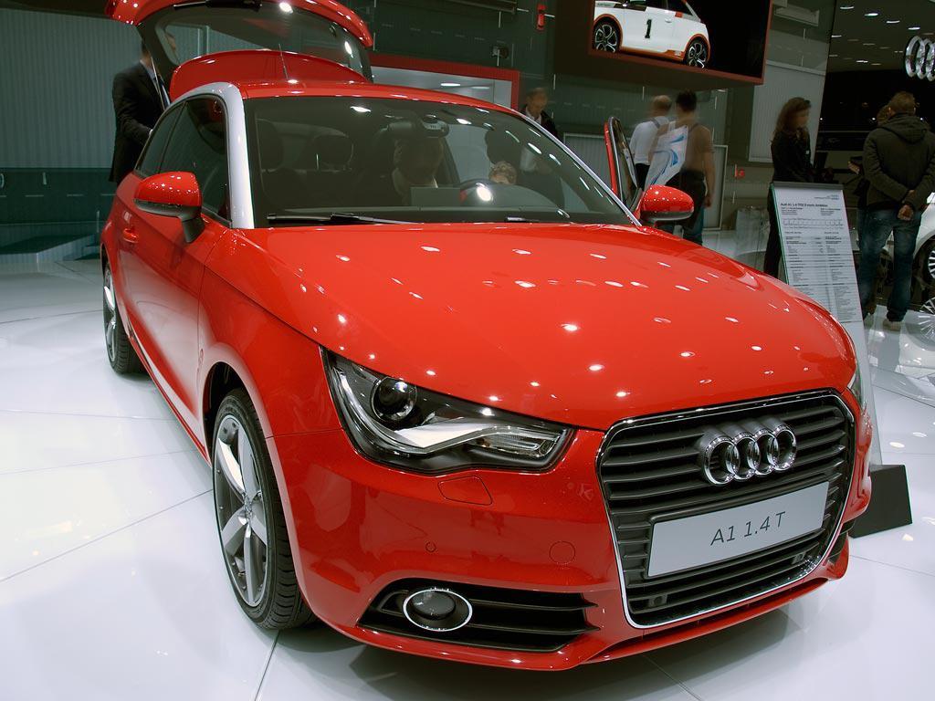 Audi A1 Sportback Neuwagen mit bis zu 19% Rabatt kaufen