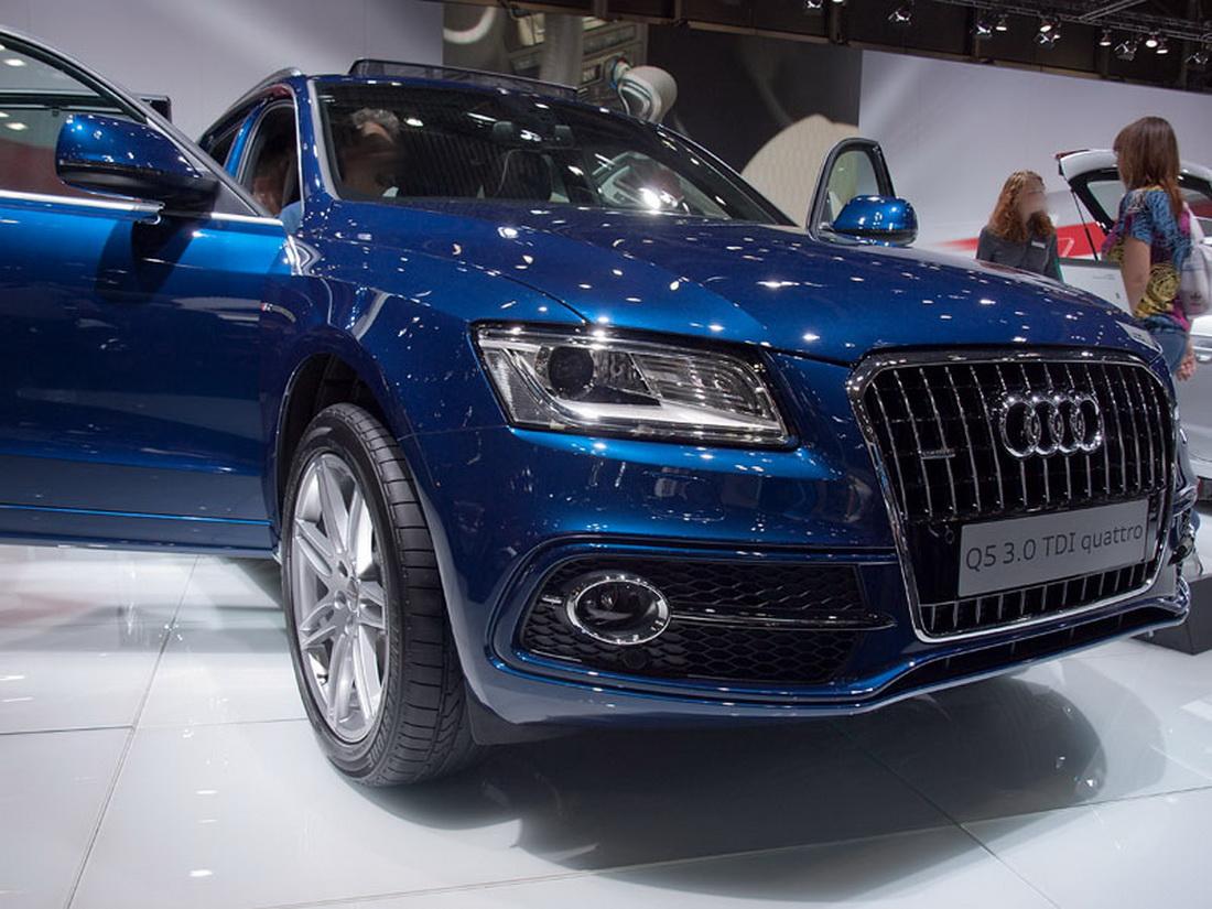 Audi Q5 Neuwagen mit bis zu 19.5% Rabatt günstig kaufen