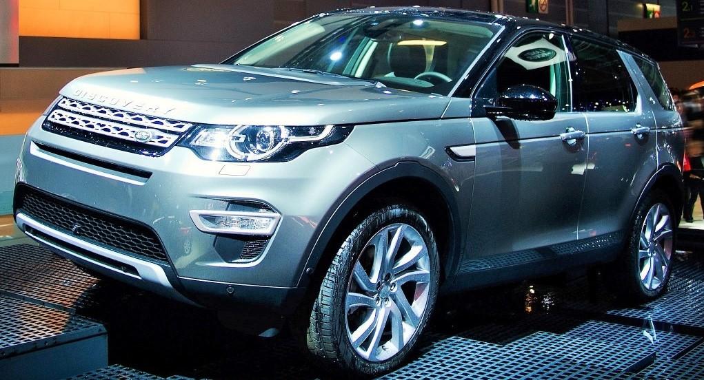 Land Rover Discovery Sport Neuwagen mit Rabatt günstig kaufen!