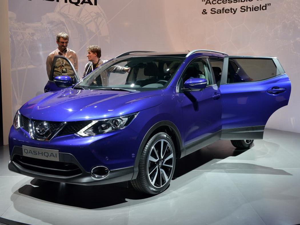 Nissan Qashqai Neuwagen mit bis zu 20.5% Rabatt günstig kaufen