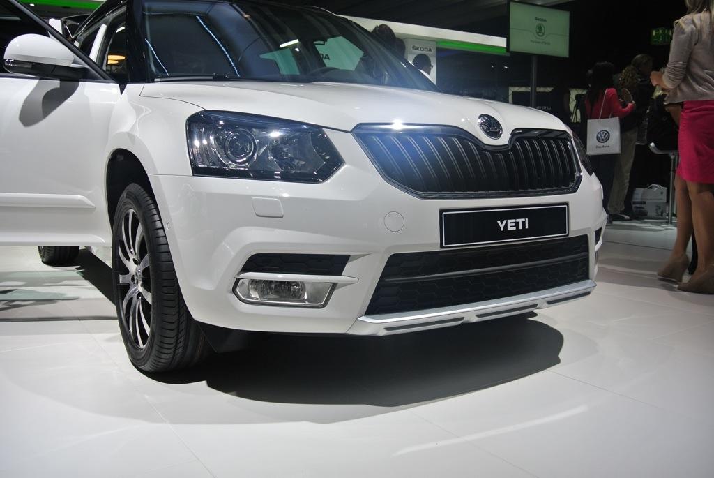 Skoda Yeti Neuwagen Modell 2014 mit Rabatt günstig kaufen