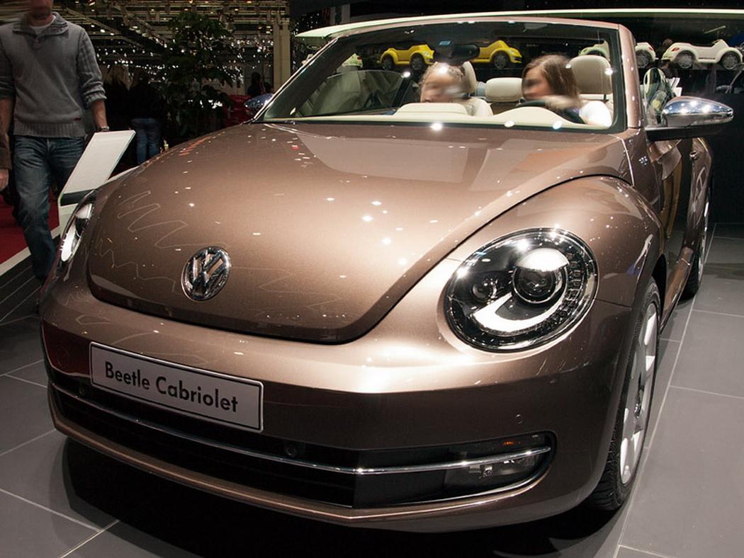 Jetzt den VW Beetle Cabrio Neuwagen mit Rabatt günstig kaufen