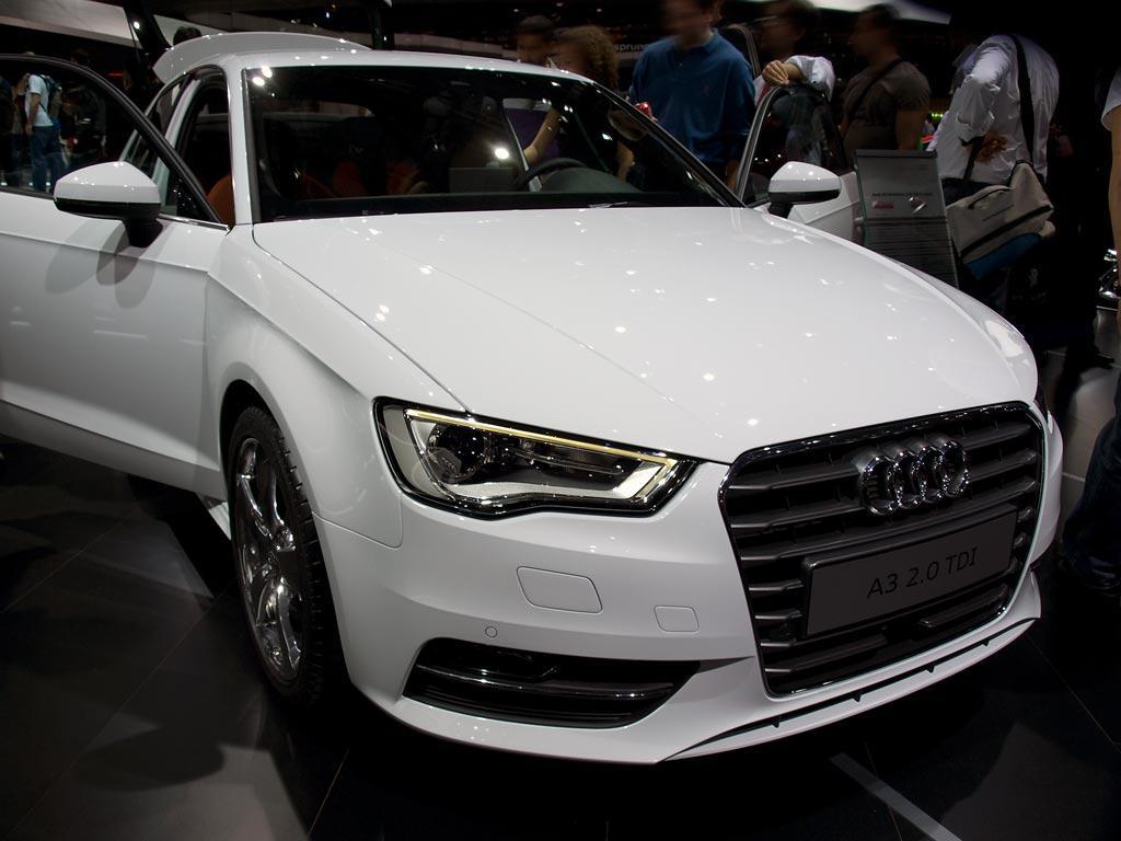 Audi A3 Sportback mit Rabatt günstig kaufen