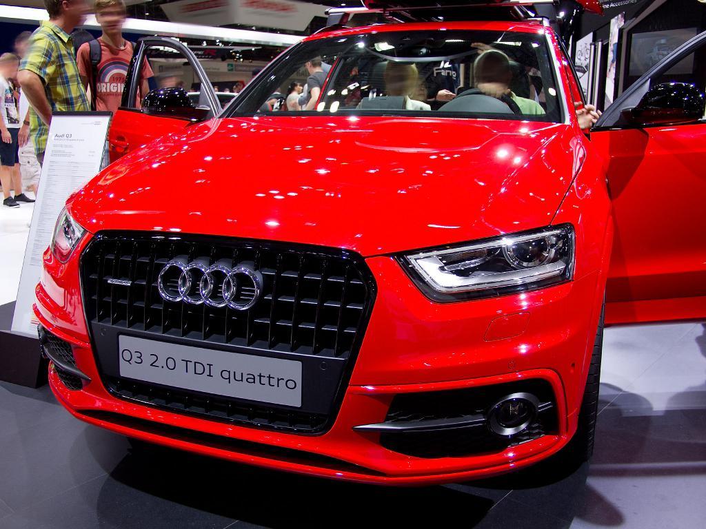 Audi Q3 Neuwagen mit bis zu 20.6% Rabatt günstig kaufen