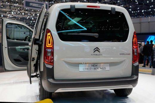 Citroen Berlingo Neuwagen mit bis zu 31.4% Rabatt günstig kaufen