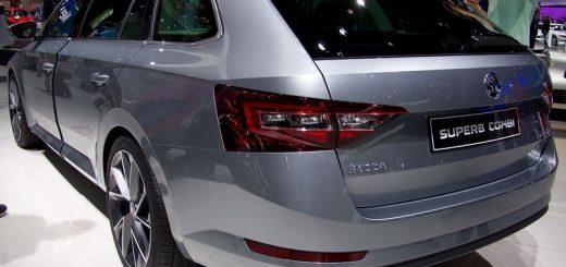 Skoda Superb Combi Neuwagen mit Rabatt günstig kaufen