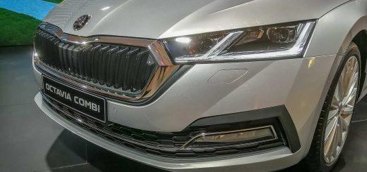 Skoda Octavia Combi Neuwagen mit bis zu 19.35% Rabatt kaufen